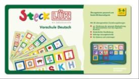 SteckLÜK Übungsblock Vorschule Deutsch