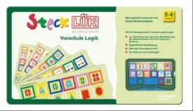 SteckLÜK-Übungsblock ''Vorschule: Logik'', 5-6 Jahre, geheftet
