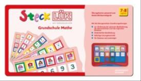 SteckLÜK - Übungsblock ''Grundschule: Mathe''1.-3. Schuljahr, geheftet