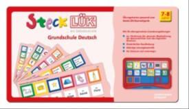 SteckLÜK - Übungsblock ''Grundschule: Deutsch'', 1.-3. Schuljahr, geheftet