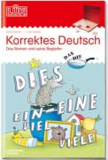 LÜK Richtiges Deutsch 1 Überarbeitung