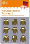 LÜK Konzentrationstraining ab 1. Klasse