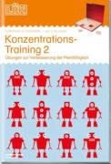 LÜK Konzentrationstraining ab 2. Klasse