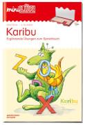 miniLÜK Karibu-Sprachheft 2. Klasse