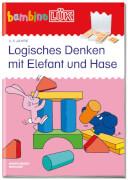 bambinoLÜK Log. Denk. Elefant & Hase