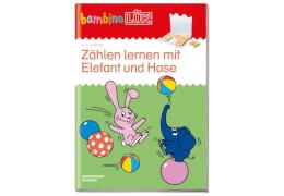 bambinoLÜK Zählen lernen mit Elefant und Hase