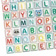 Sticker: Buchstaben