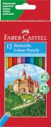 Faber-Castell Buntstift Castle hexagonal 12er Karton