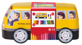 Faber-Castell Filzstift Connector Bus