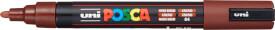uni-ball Marker UNI POSCA PC-5M kakao braun