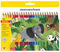 Eberhard Faber Buntstifte Colori Jumbo 24er Etui