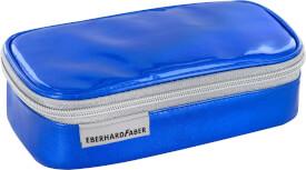 Eberhard Faber Jumbo Schlamperbox Glitter dunkelblau