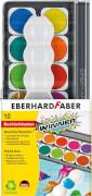 Eberhard Faber Deckfarbkasten Winner 12er