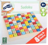 small foot Buntes Sudoku Educate