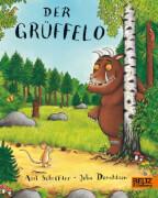 Der Grüffelo - Bilderbuch (Taschenbuch)