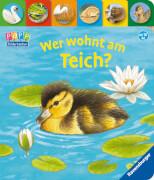 Ravensburger 21239  Wer wohnt am Teich?