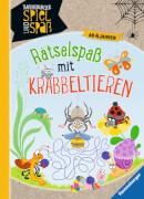 Ravensburger 022397 Rätselspaß mit Krabbeltieren