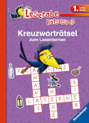 Ravensburger 02336 Leserabe Rästelspaß - Kreuzworträtsel zum Lesen lernen