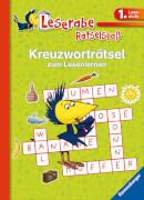 Ravensburger 023356  Leserabe Rästelspaß - Kreuzworträtsel zum Lesen lernen