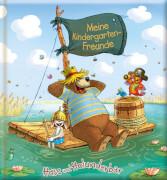 Hase und Holunderbär: Kindergartenfreunde