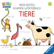 Ravensburger 021703 Mein 1. Wörterbuch: Tiere