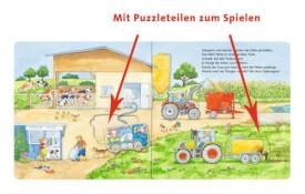 Ravensburger 021727 Fahrzeuge auf dem Bauernhof