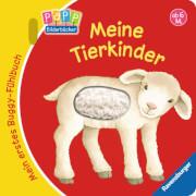 Ravensburger 02111 Buggy-Fühlbuch - Meine Tierkinder