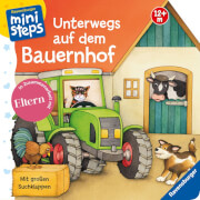 Ravensburger 31544 Unterwegs auf dem Bauernhof