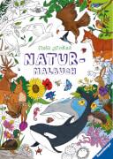 Ravensburger 020324 Malbuch Natur