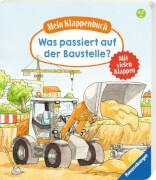 Ravensburger 020584 Mein Klappenbuch: Was passiert auf der Baustelle?
