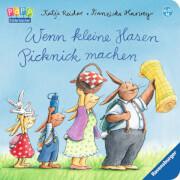 Ravensburger 21567  Wenn kleine Hasen Picknick machen