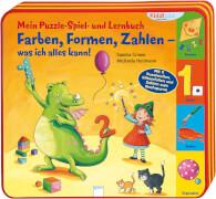 ARENA 9476 Kiddilight - Puzzlespielbuch