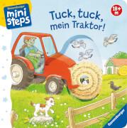 Ravensburger 31616 Tuck, tuck, mein Traktor!