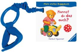 Ravensburger - Mein erstes Buggybuch: Kannst du das auch?