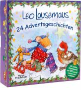 Adventskalender Leo Lausemaus mit 24 Adventsgeschichten