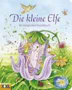 Die kleine Elfe: Ein magisches Puzzlebuch