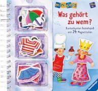 Ravensburger 31645 Was gehört zu wem?