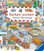 Ravensburger 43319 Sachen suchen: Meine Fahrzeuge