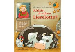Schläfst du schon, Lieselotte?