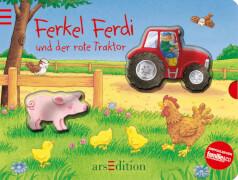 Ferdi und der rote Traktor