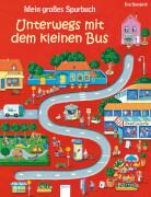 Mein großes Sparnuch- Unterwegs mit  dem kleinen Bus