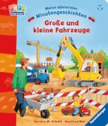 Ravensburger 43364 Große und kleine Fahrzeuge