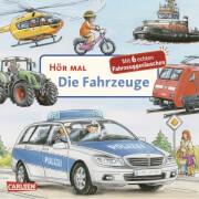 Hör mal - Fahrzeuge Soundbuch