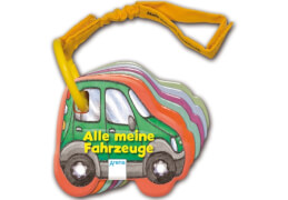 ARENA 70312 Buggybuch - Alle meine Fahrzeuge
