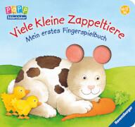 Ravensburger 43354 Viele kleine Zappeltiere