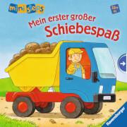 Ravensburger 40216 ministeps® - Mein erster großer Schiebespaß