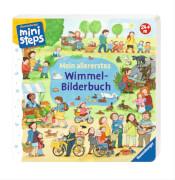 Ravensburger 40223  ministeps® - Mein allererstes Wimmel-Bilderbuch