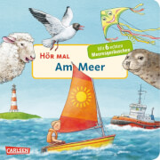 Hör mal - Das Meer, Pappbilderbuch, 14 Seiten, ab 24 Monate