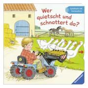 Ravensburger 43397 Wer quietscht und schnattert da?