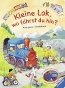 Ravensburger 43406 Kleine Lok, wo fährst du hin?